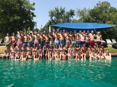 2018-07-18 Burger's Lake Team Event