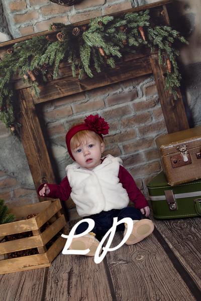Childers Santa Christmas and 9 mo (9 of 15)