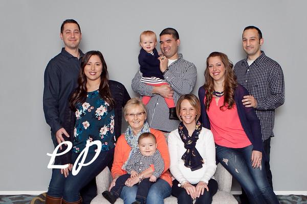 Niggel Family (1 of 2)