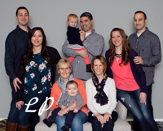 Niggel Family (3) 16X20