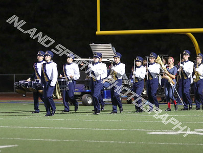 Yucaipa vs Redlands band pictures