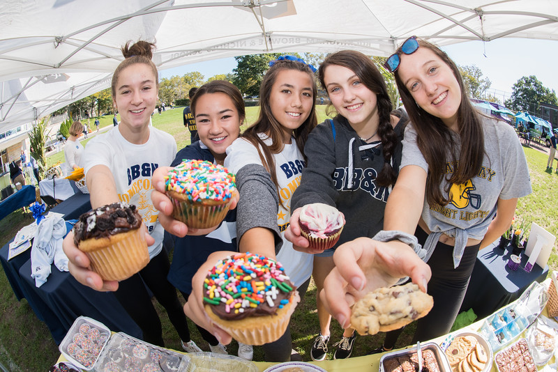 Buckingham, Brown and Nichols School 2018-09-29:Homecoming, Football, Soccer, Volleyball