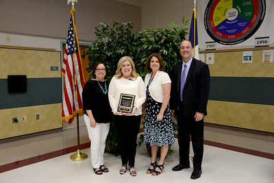 "Donna Brady, Winkley Elementary School Principal, 29 years in education and 13 years in LISD  Memorable moment: ""The opportunity to open a new campus, hire the entire staff, and build the culture was truly a gift that I will always treasure. Our first group of students that began kindergarten with us will graduate this year.  I can't wait to celebrate their complete Leander journey. Winkley Elementary is a great place to learn!"""