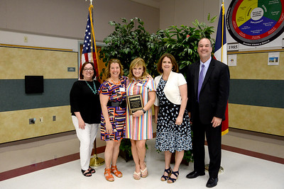 """Robin Karkosh, Reed Elementary School 1st Grade teacher, 29 years in education and 19 years in LISD  Memorable moment: """"All the wonderful, amazing people I've met. I have been able to establish many life-long relationships because of LISD."""""""