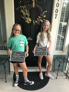 Avery and Audrey | 4th and 5th | Cox Elementary School