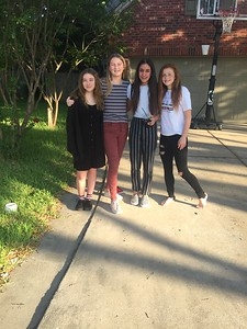 Alexa and friends | 8th | Cedar Park Middle School