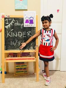 Aradhya | Kindergarten | Rutledge Elementary School