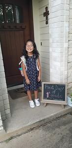 Amanda | 1st | Cypress Elementary School