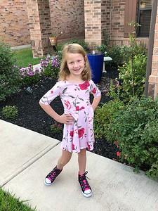 Abbie | Kindergarten | Reagan Elementary School