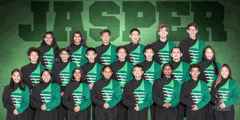 2018-2019 JHS Clarinets