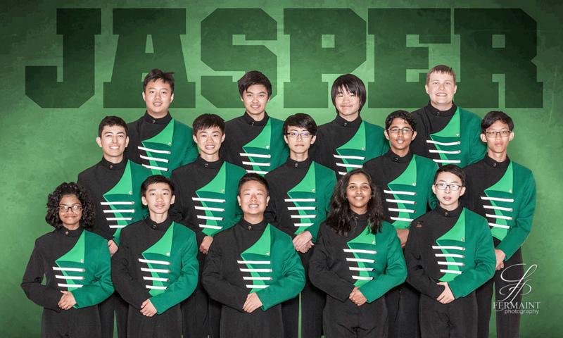 2018-2019 JHS Alto Saxophones