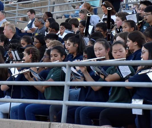 2018.09.18 - JasperHS Helping at RiceMS 8th Grade Game