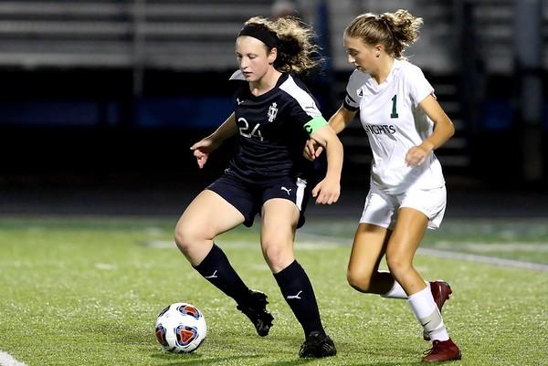 20181011 Girls Soccer - Nordonia v Twinsburg