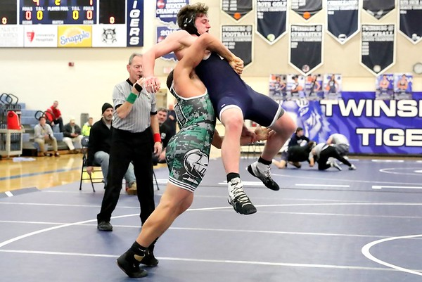 20181213 Wrestling - Hudson v Nordonia