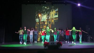 Grade Semana de Puerto Rico Presentation (Anacaona)