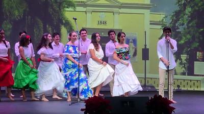 11th Grade Semana de Puerto Rico Presentation (Hijos del Cañaveral)