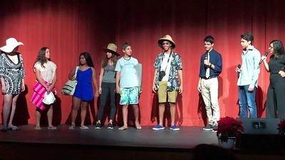 9th Grade Semana de Puerto Rico Presentation