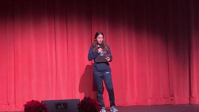10th Grade Semana de Puerto Rico Presentation