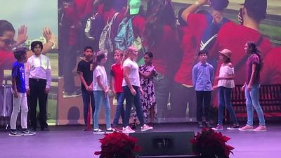 7th Grade Semana de Puerto Rico Presentation