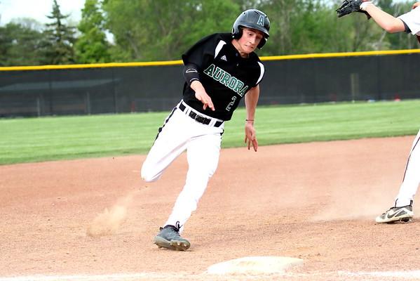 20190516 Baseball - Woodridge v Aurora