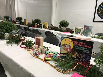 Dixie Classic Fair Flower Show #1
