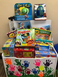 Class Basket – Toy Box