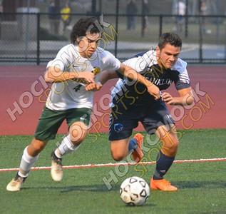 Franklin - King Philip Boys Soccer 9-12-18