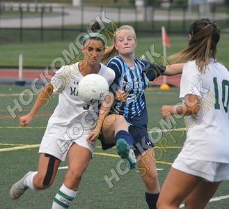 Franklin - Mansfield Girls Soccer 9-17-18