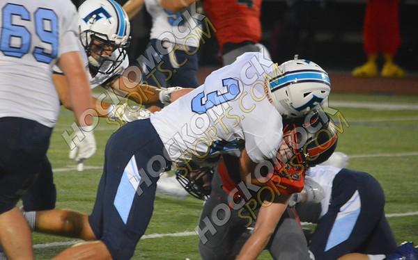 Milford - Franklin Football 9-14-18