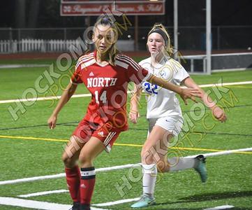 North Attleboro - Attleboro Girls Soccer 9-19-18
