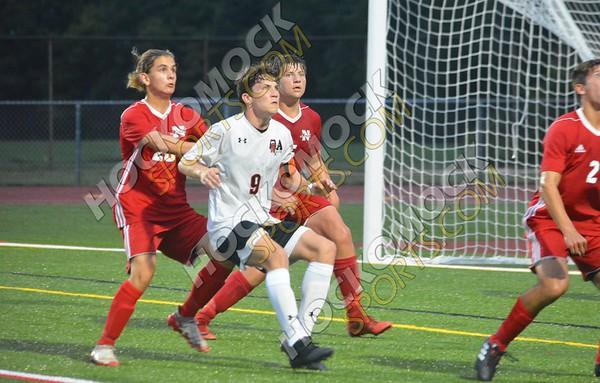 North Attleboro - Oliver Ames Boys Soccer 9-13-18