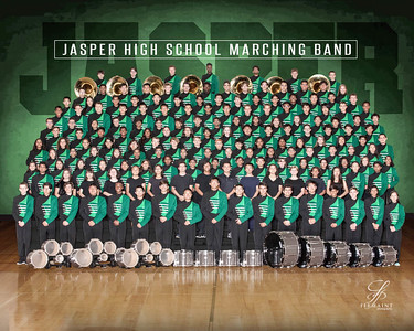 2018.08.10 - JHS Band Pictures