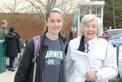 Grandparents Day, Waynflete, Portland, Maine, Brian Beard