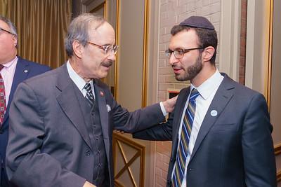 eliot engel rabbi sklarin