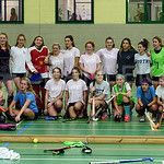 Girls Indoor Hockey House Matches, November 2 2018