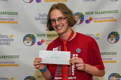 NH-DI Scholarship Award Winner Griffin Hansen