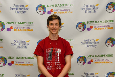 NH-DI Scholarship Award Winner Sam Thompson.