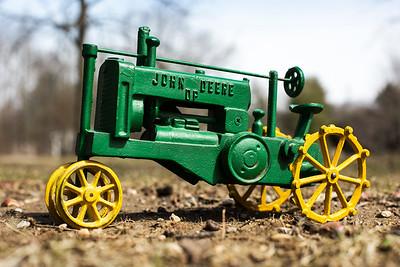 John Deere Green