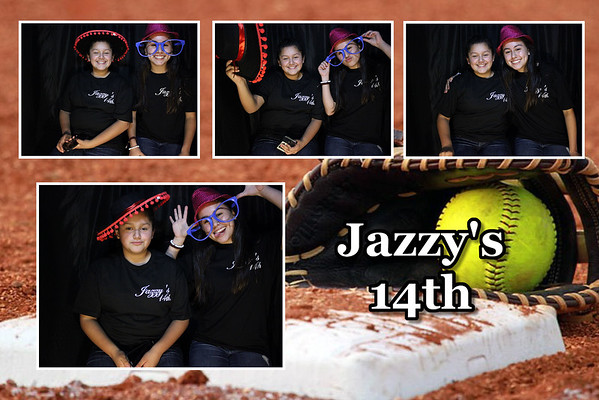 2018-4-7 - Jazzy's 14th Bday