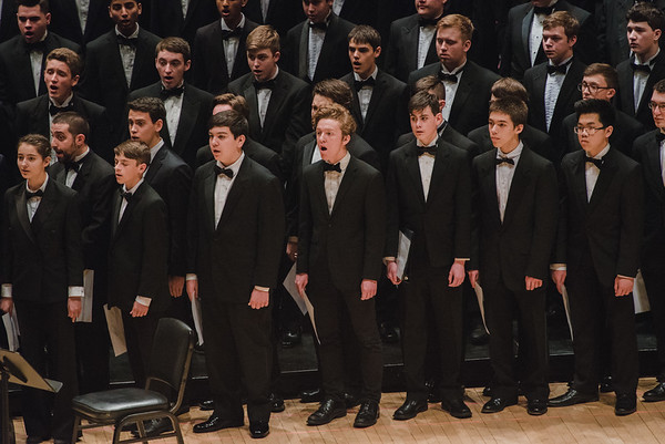 2018: 4-8 Carnegie Hall - Eric Whitacre