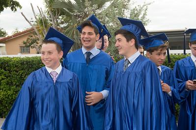 2018 8th Grade Graduation