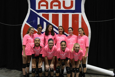 2018 - AAU Nationals - 13 Red - Day 2