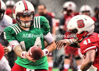 NC State Wolfpack Spring Football Game Photos