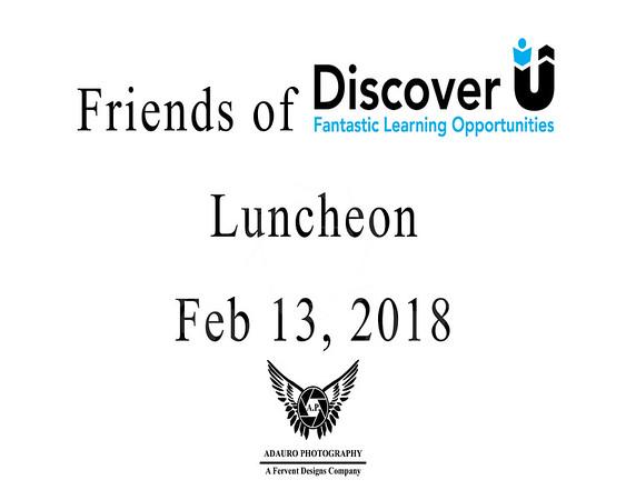 DiscoverU Luncheon 02132018