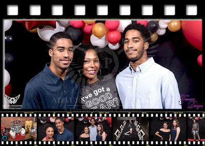 Dylan & Ray's Grad Party Photo Booth