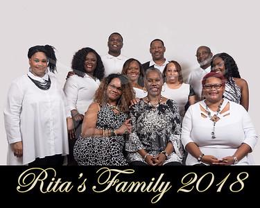 Rita's Family 2018