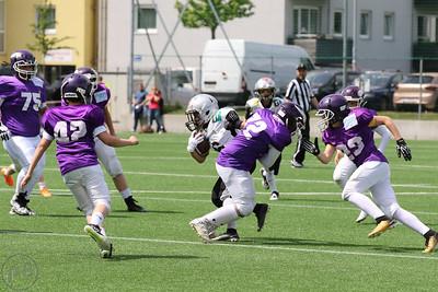 2018; AFBÖ; Raiders Tirol; American Football; Vienna Vikings; U13; Youth