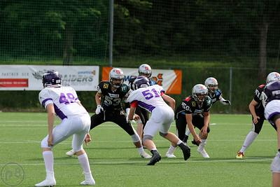 2018; AFBÖ; Raiders Tirol; American Football; Vienna Vikings; U15; Youth