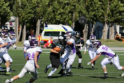 2018; AFBÖ; American Football; Danube Dragons; Vienna Vikings; U15; Youth
