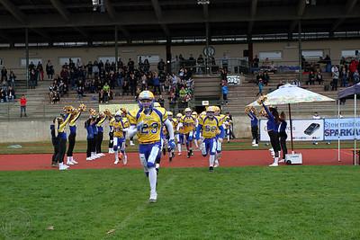 2018; AFBÖ; American Football; Graz Giants; Vienna Vikings; Youth; U15